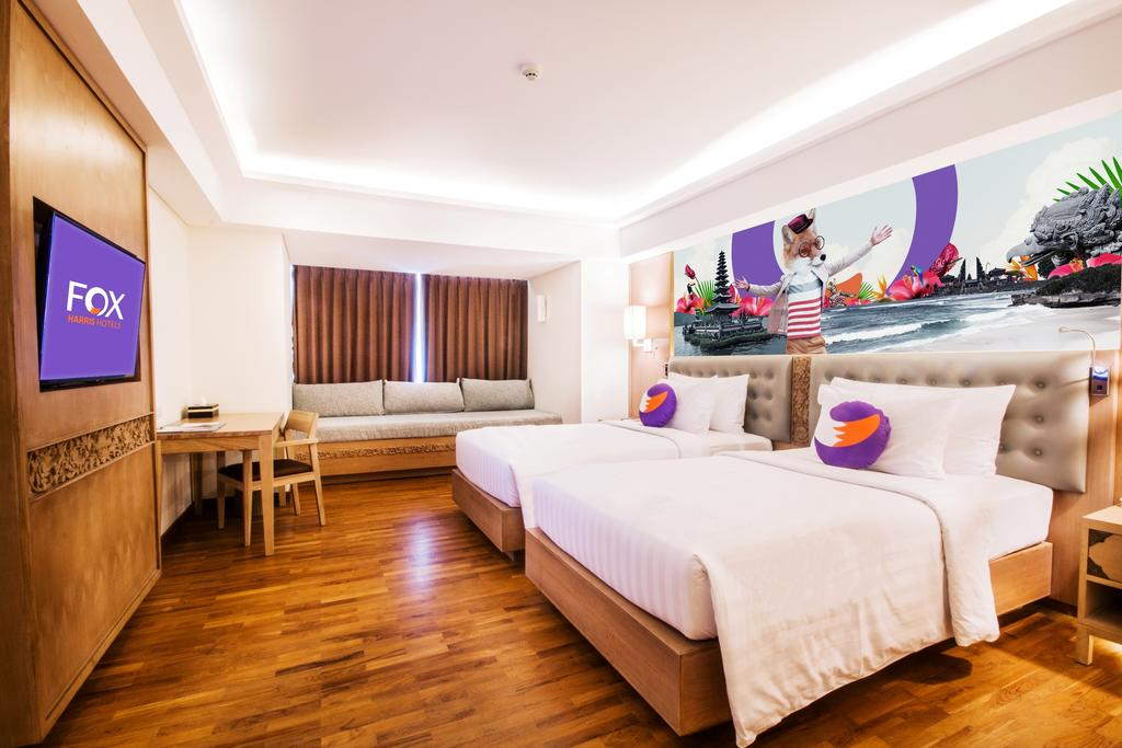 Туры в отель Fox Harris Jimbaran Beach (ex. Pramapada) Джимбаран