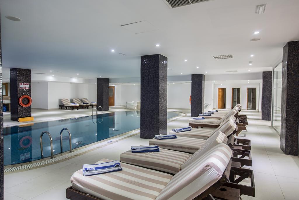 Отдых в отеле Anmaria Beach Hotel Айя-Напа Кипр