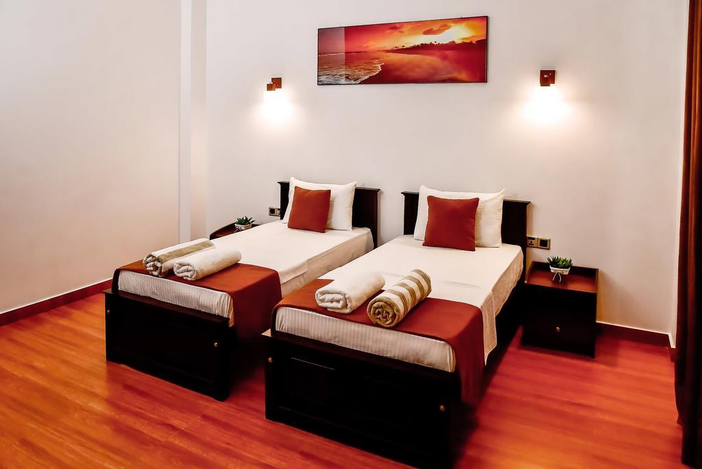 Отдых в отеле Bounty Амбалангода Шри-Ланка