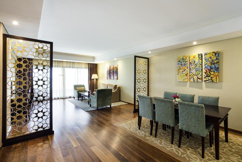 Відпочинок в готелі Marjan Island Resort & Spa Рас-ель-Хайма ОАЕ