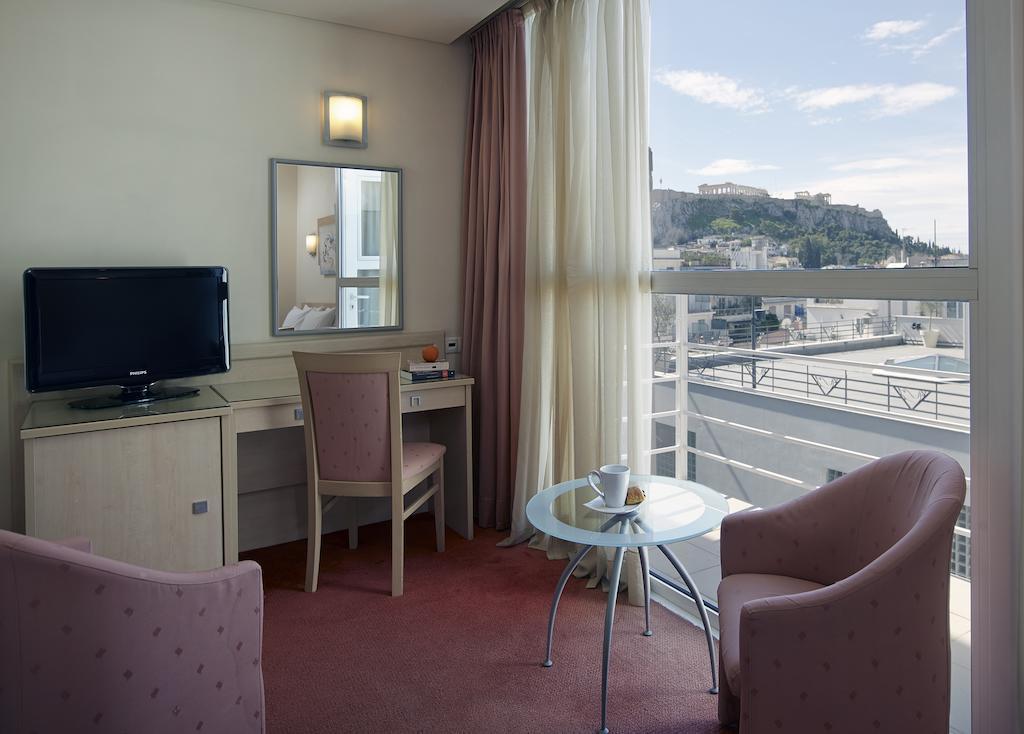 Отдых в отеле Amazon Hotel Афины