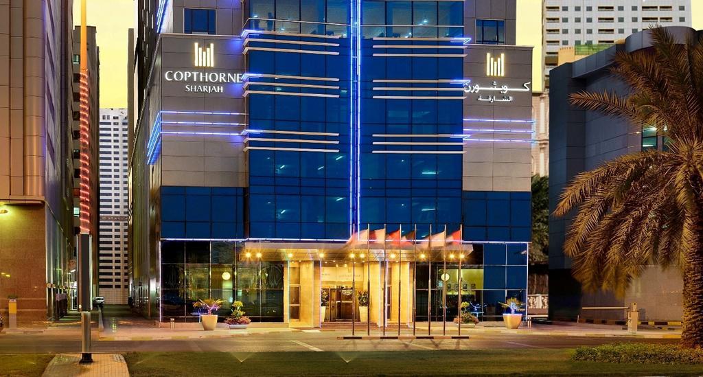 Отдых в отеле Copthorne Hotel Sharjah