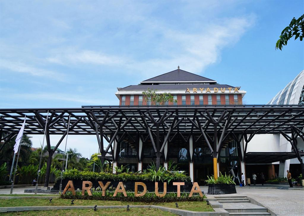 Отдых в отеле Aryaduta Bali Кута