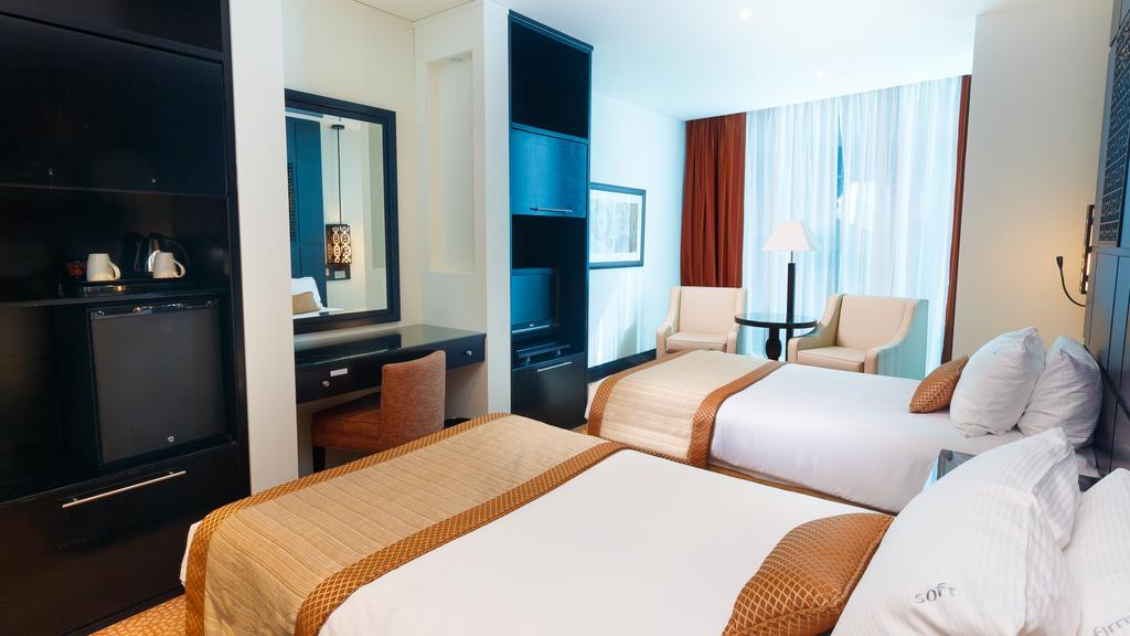 Туры в отель Holiday Inn Al Barsha Дубай (город) ОАЭ