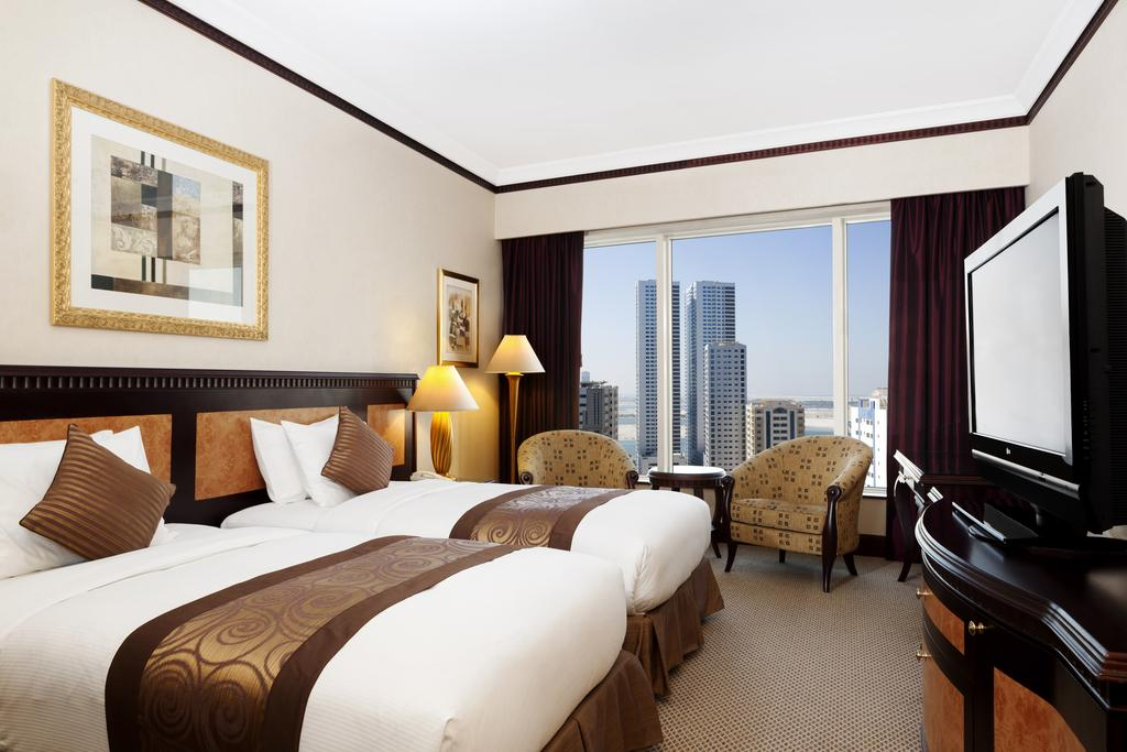Відгуки гостей готелю Hilton Sharjah Hotel