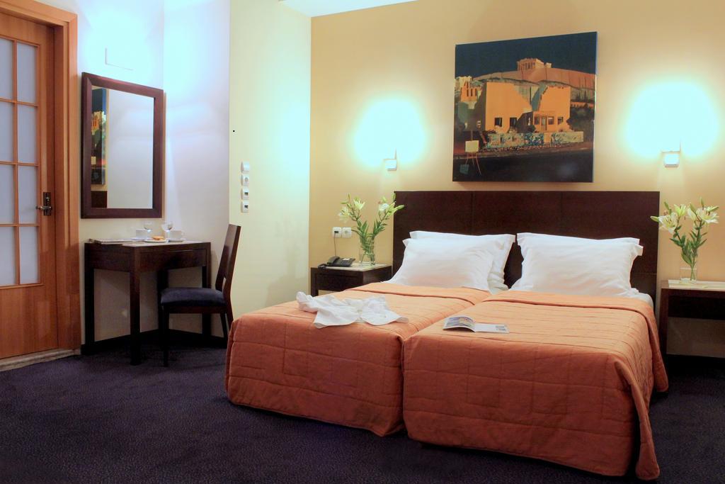 Отдых в отеле Museum Hotel (ex Best Western)