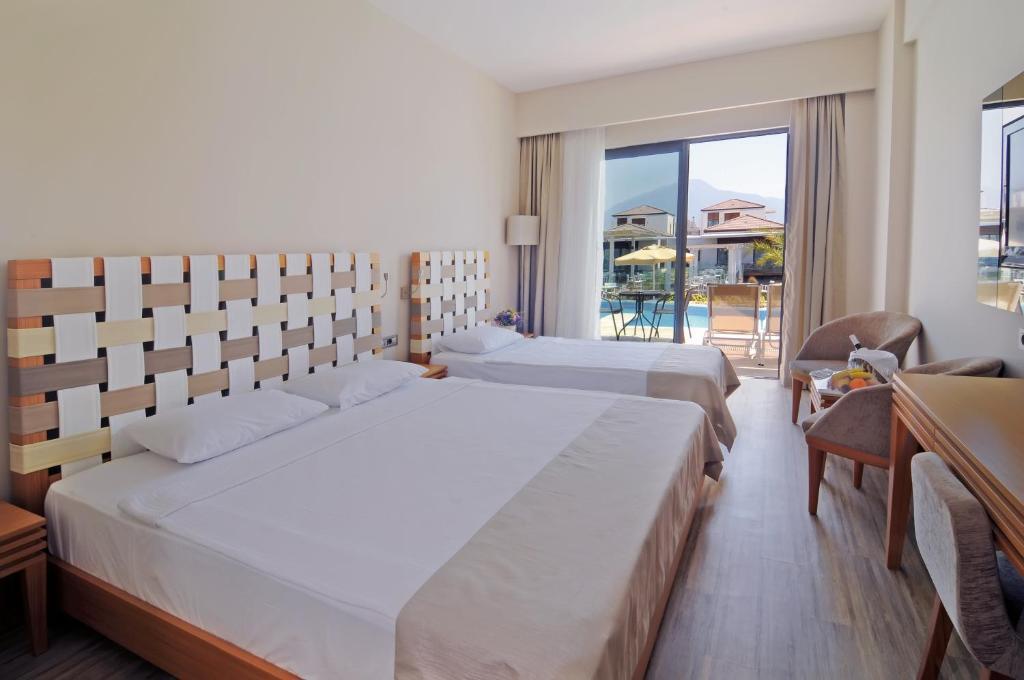 Гарячі тури в готель Jiva Beach Resort Фетхіє Туреччина