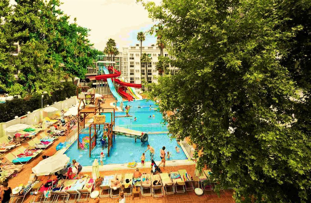Ideal Prime Beach, Турция, Мармарис, туры, фото и отзывы