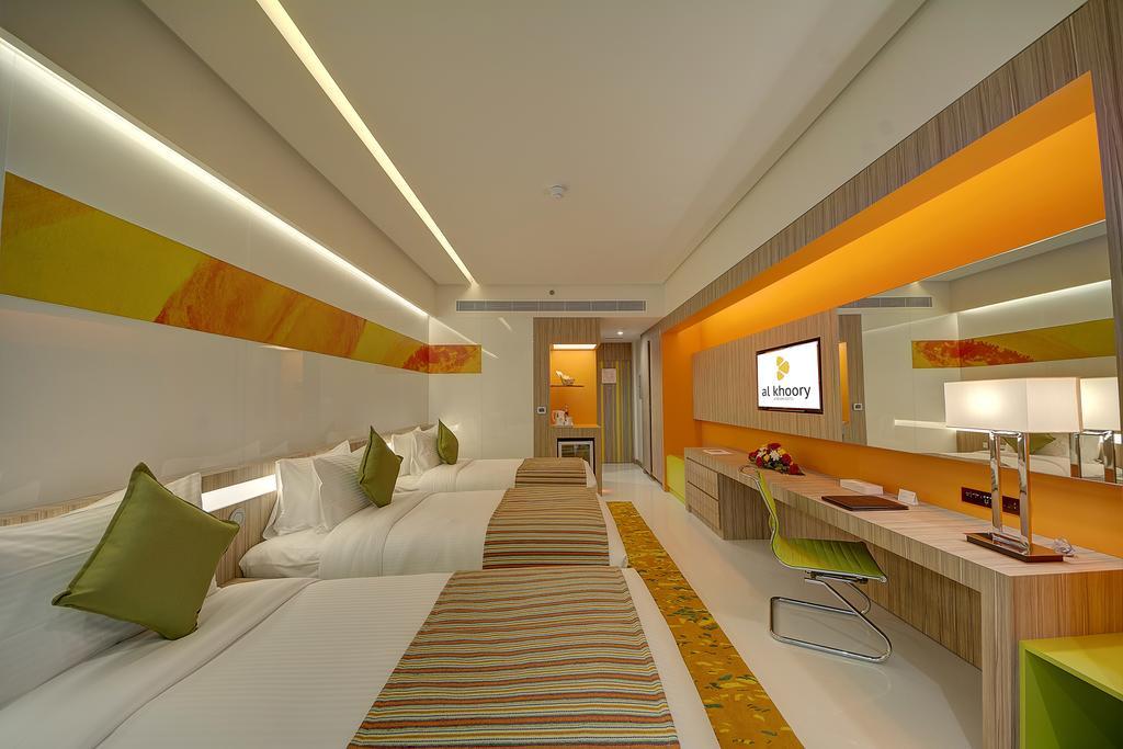 Отзывы гостей отеля Al Khoory Atrium Hotel