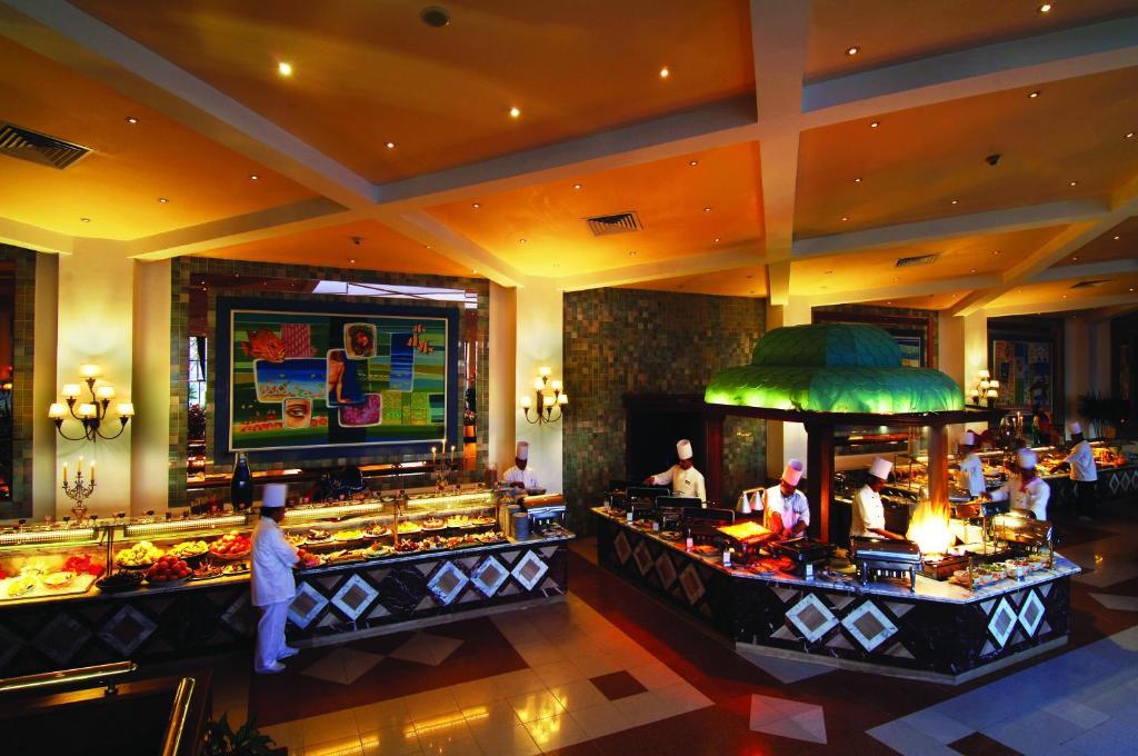 Baron Resort Sharm El Sheikh, Шарм-ель-Шейх, фотограції пляжу