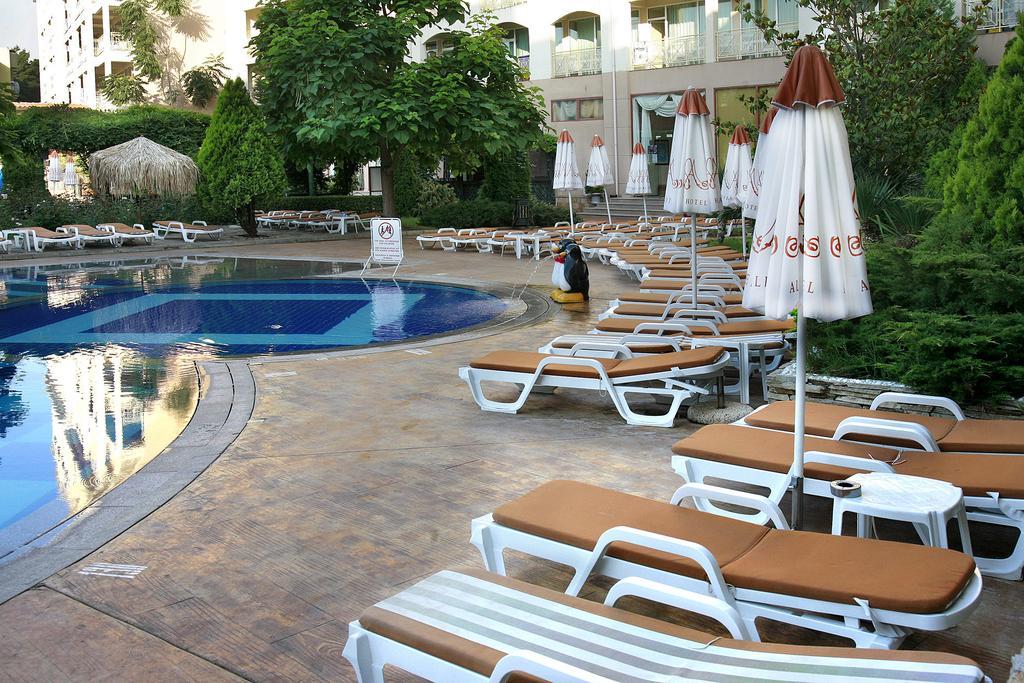 Отдых в отеле Alba