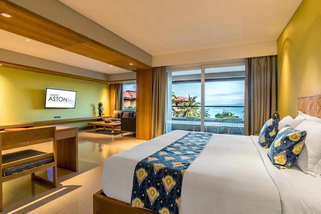 Фото отеля Grand Aston Bali Beach Resort