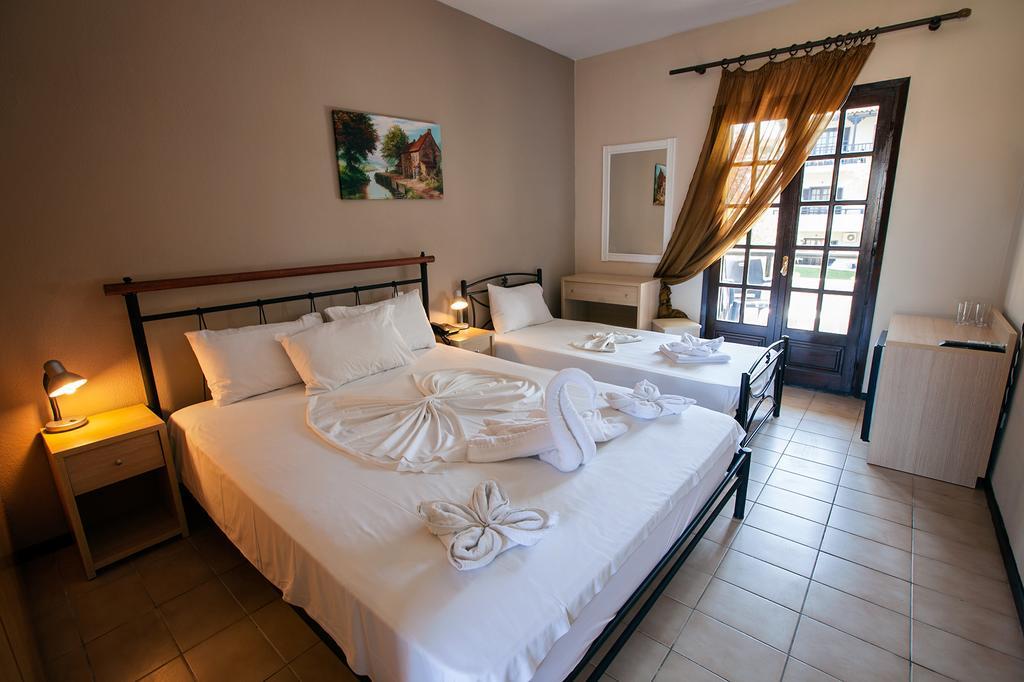 Греція Bellagio Hotel (ex. Avra Hotel Furka)