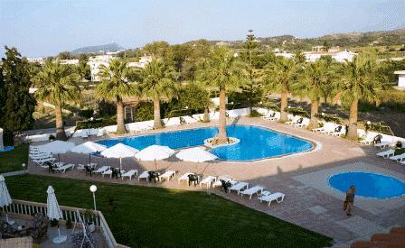 Відпочинок в готелі Sabina Hotel
