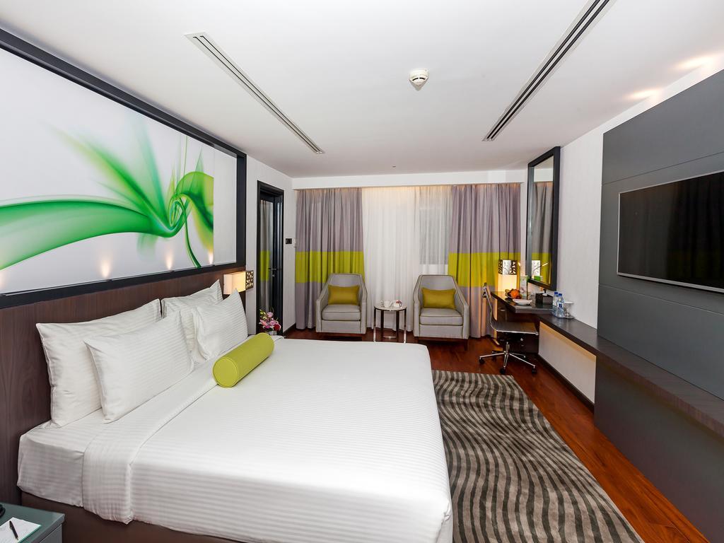 Дубай (місто) Flora Grand Hotel