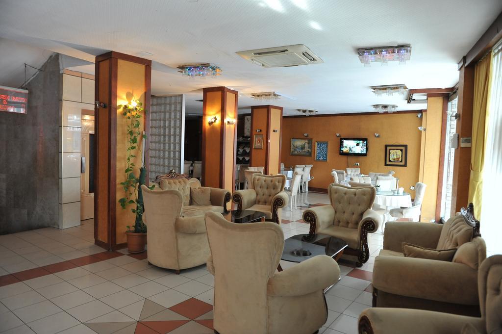 Отдых в отеле Turvan Hotel Стамбул