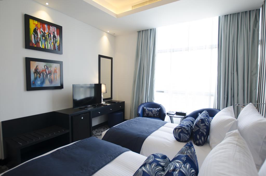 Somewhere Hotel Tecom, ОАЭ