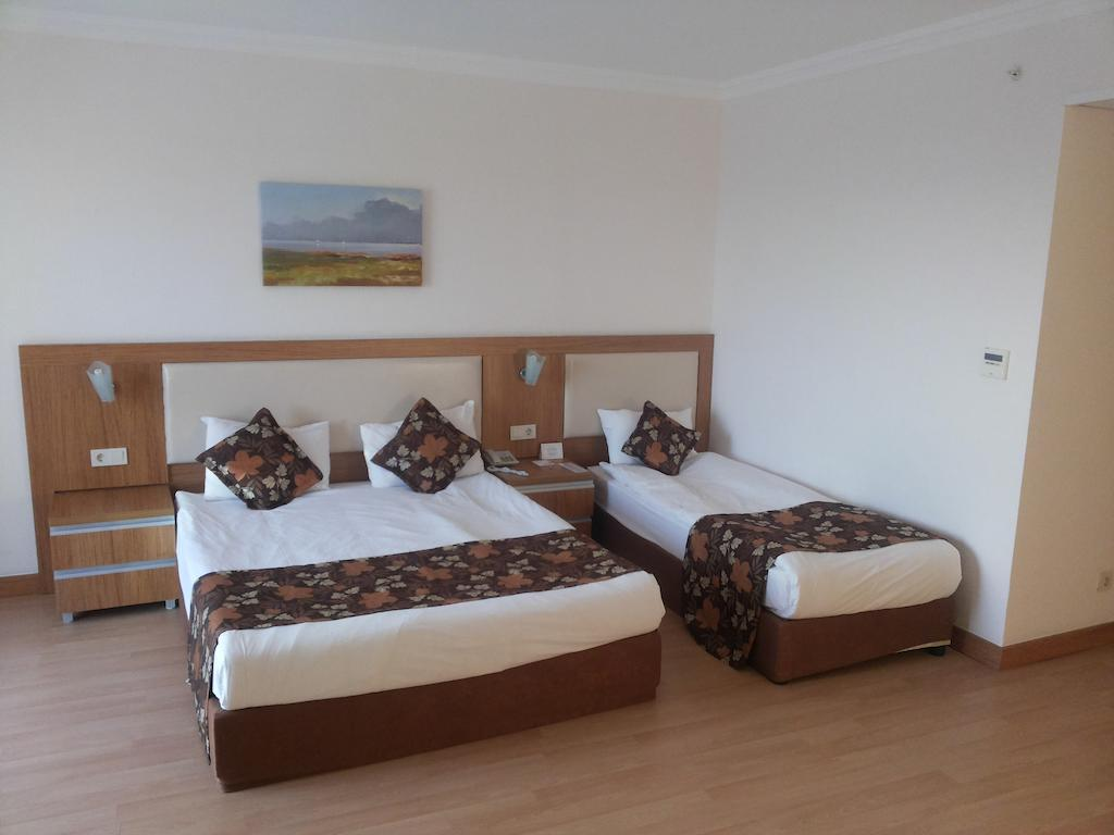 Туры в отель Hotel Cenger Beach Сиде