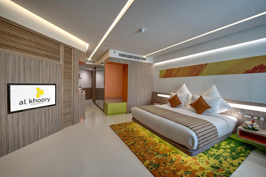 Туры в отель Al Khoory Atrium Hotel Дубай (город)