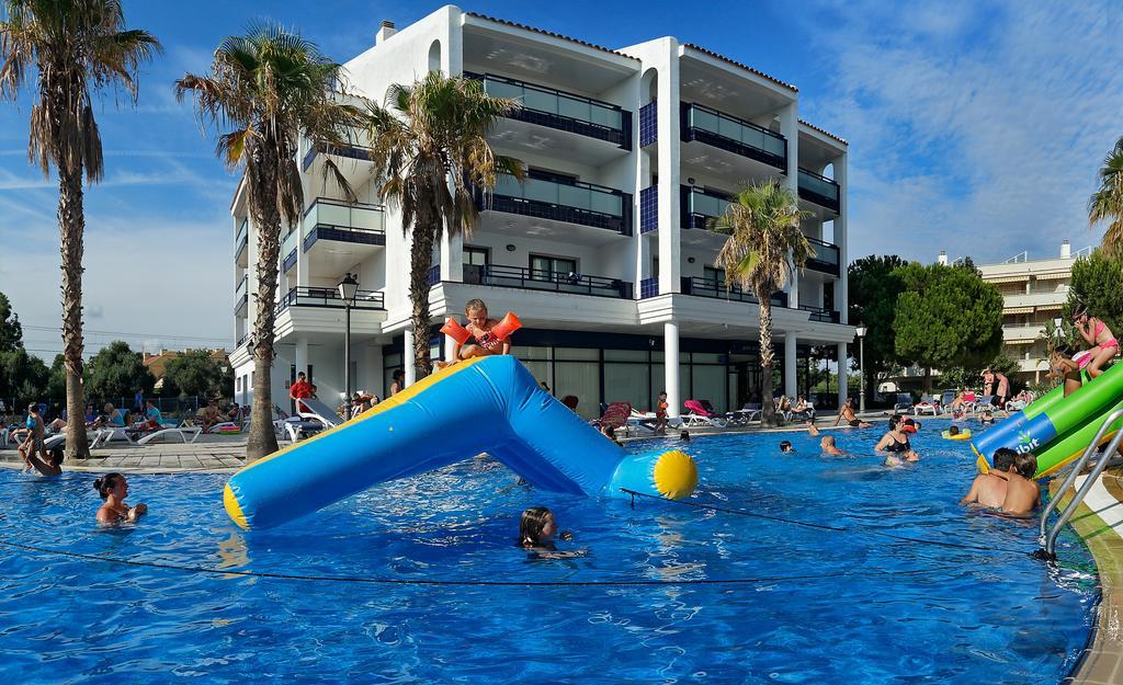 Pins Platja Apartamentos, Коста-Дорада, фотографии туров