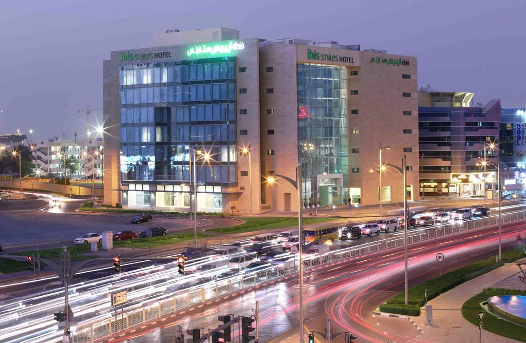 Горящие туры в отель Ibis Styles Hotel Jumeira Dubai Дубай (пляжные отели) ОАЭ