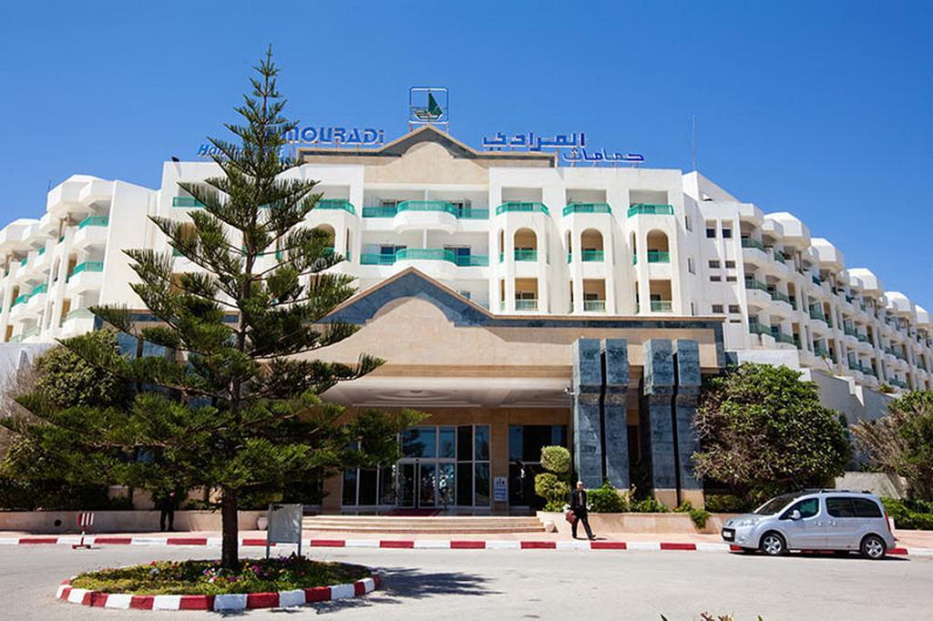 Туры в отель El Mouradi Hammamet Хаммамет