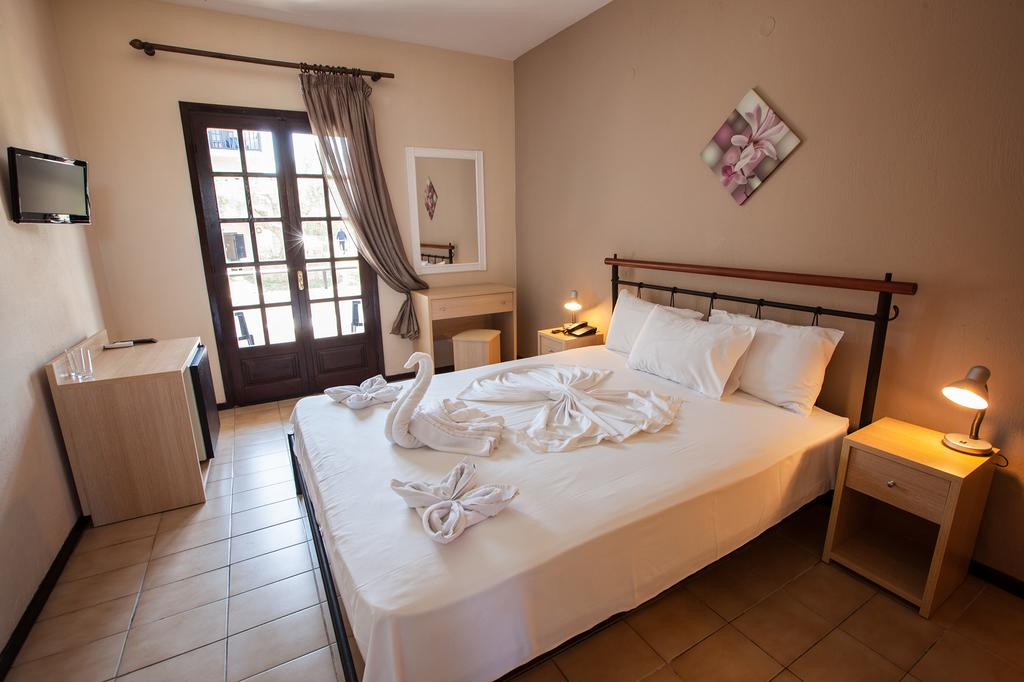 Відпочинок в готелі Bellagio Hotel (ex. Avra Hotel Furka)