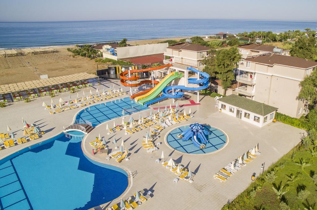 Hedef Beach Hotel, Турция, Аланья, туры, фото и отзывы