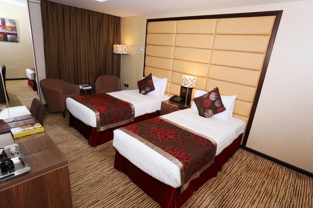 Отзывы об отеле Al Hamra Hotel