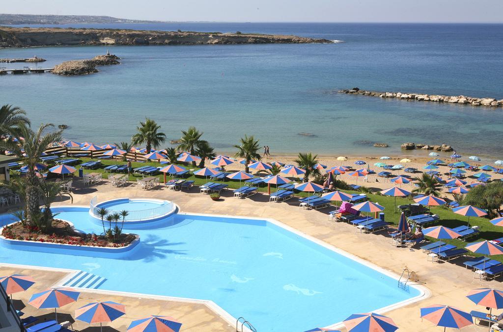 Corallia Beach Hotel, Пафос, Кипр, фотографии туров
