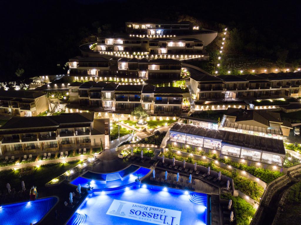 Гарячі тури в готель Thassos Grand Resort Тасос (острів)