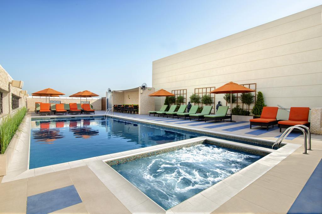 Туры в отель Cosmopolitan Hotel Dubai Дубай (город) ОАЭ