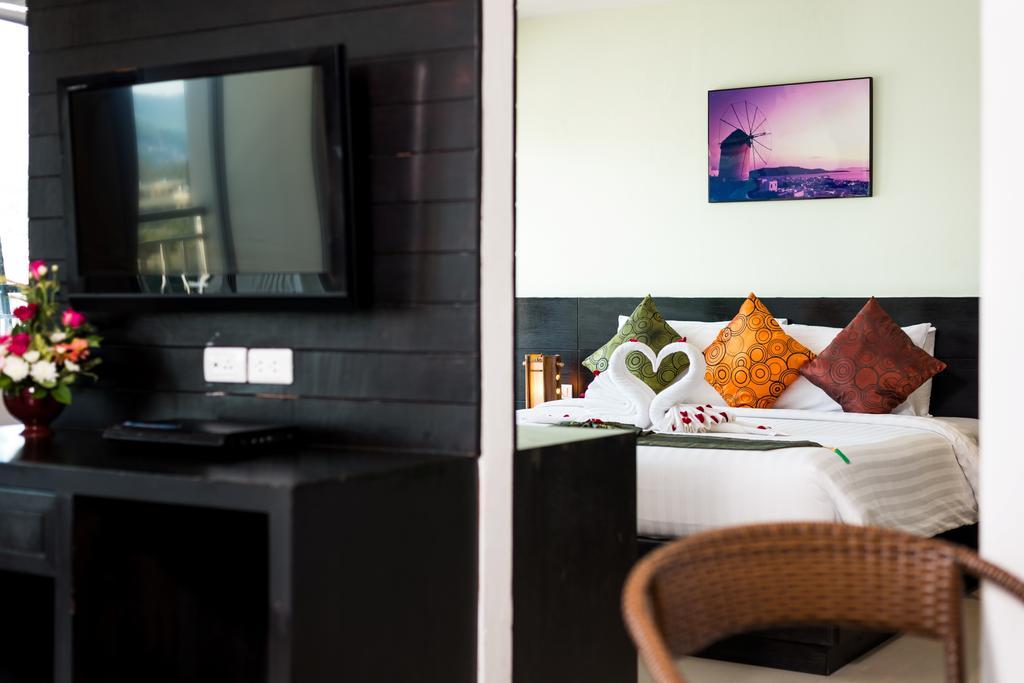 Отель, Патонг, Таиланд, Apk Resort & Spa