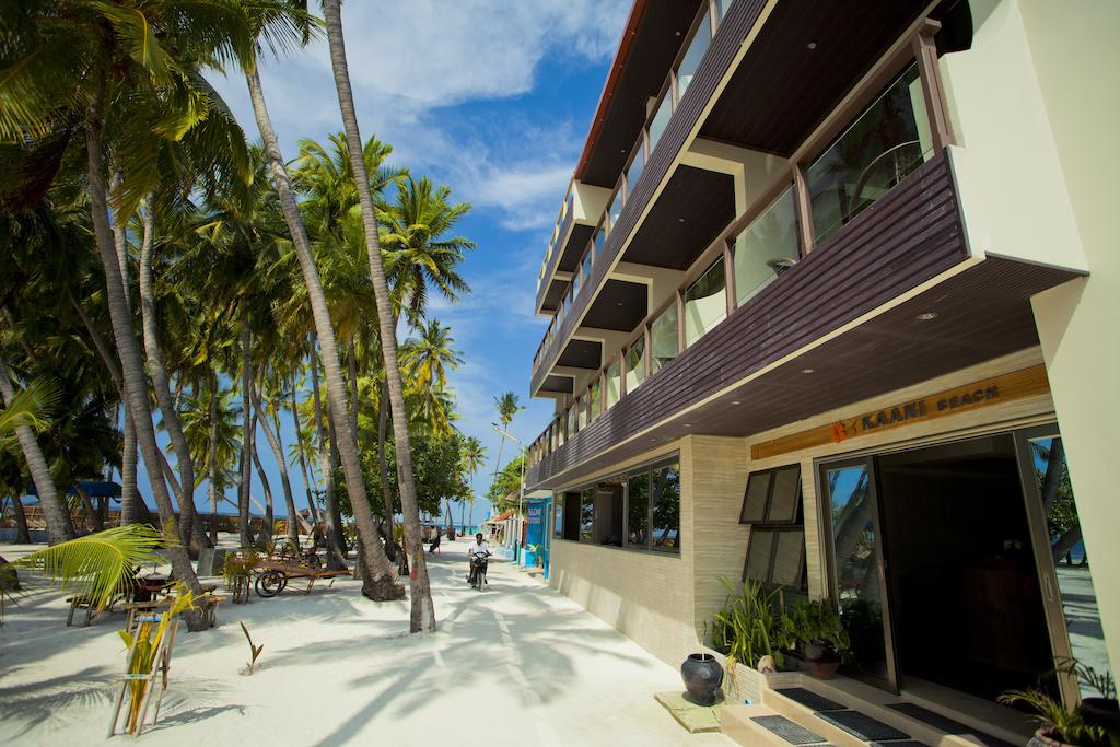 Каафу Атолл Kaani Beach Hotel