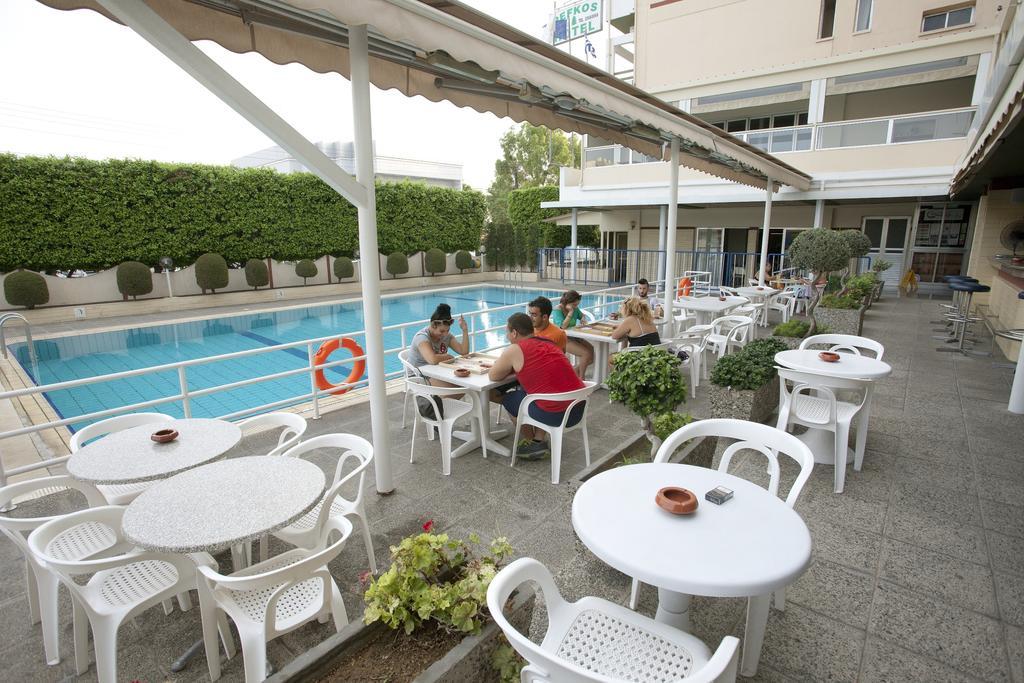 Отзывы туристов Pefkos Hotel