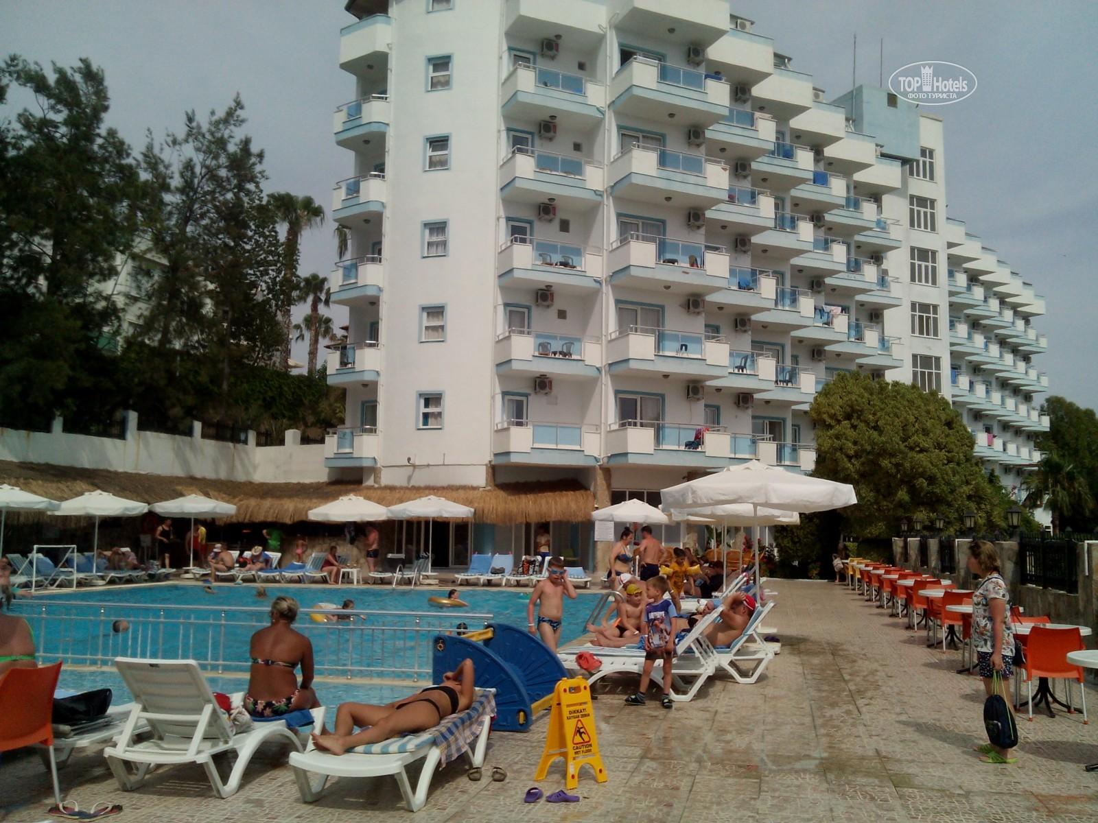 Iso & Asi Hotel Turkler, Аланья, фотографії турів
