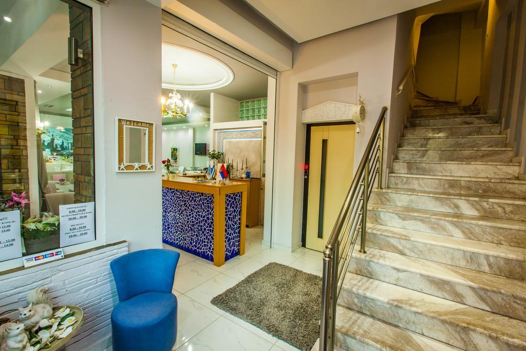 Atlantis Hotel Греція ціни