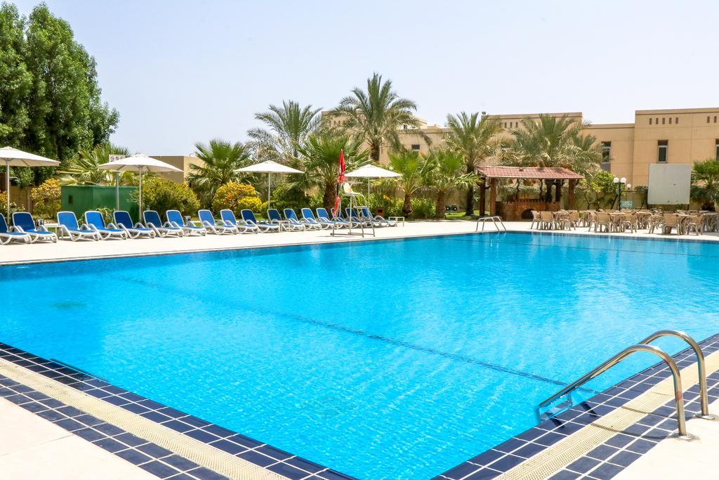Отель, Рас-эль-Хайма, ОАЭ, Acacia Hotel