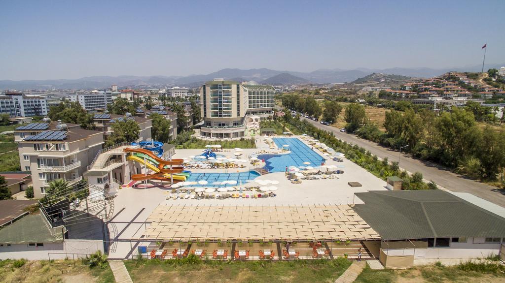 Туры в отель Hedef Beach Hotel
