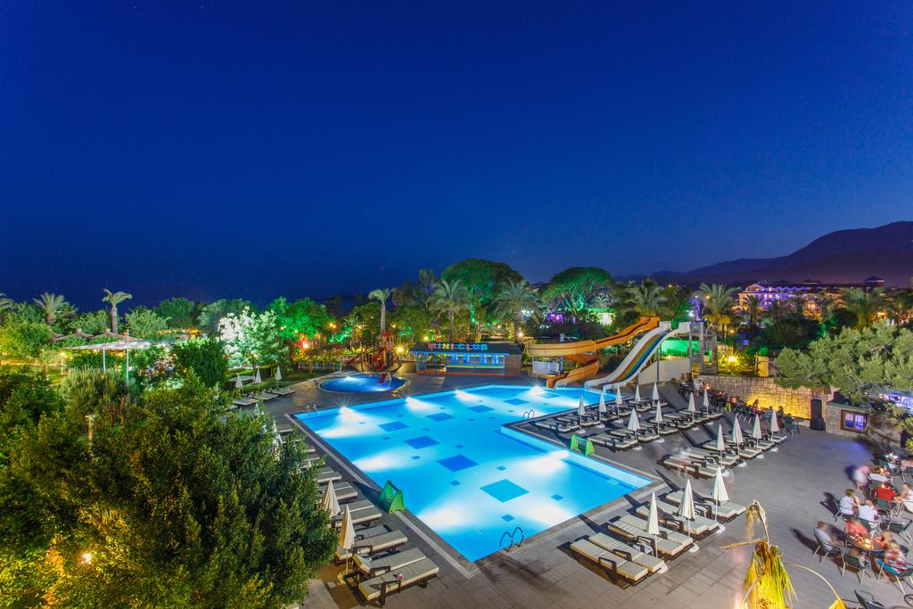 Готель, Кемер, Туреччина, Novia Lucida Beach Hotel