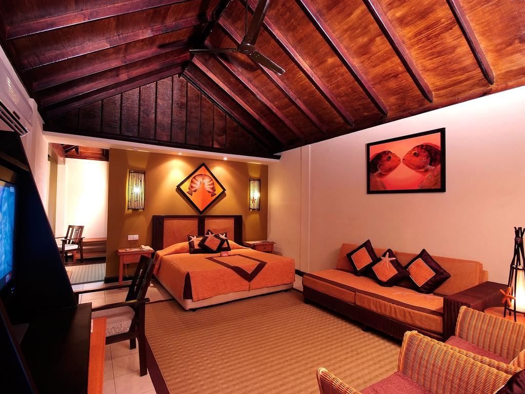 Отель, Мальдивы, Ари & Расду Атоллы, Ellaidhoo Maldives by Cinnamon (ex.Chaaya Reef Ellaidhoo)