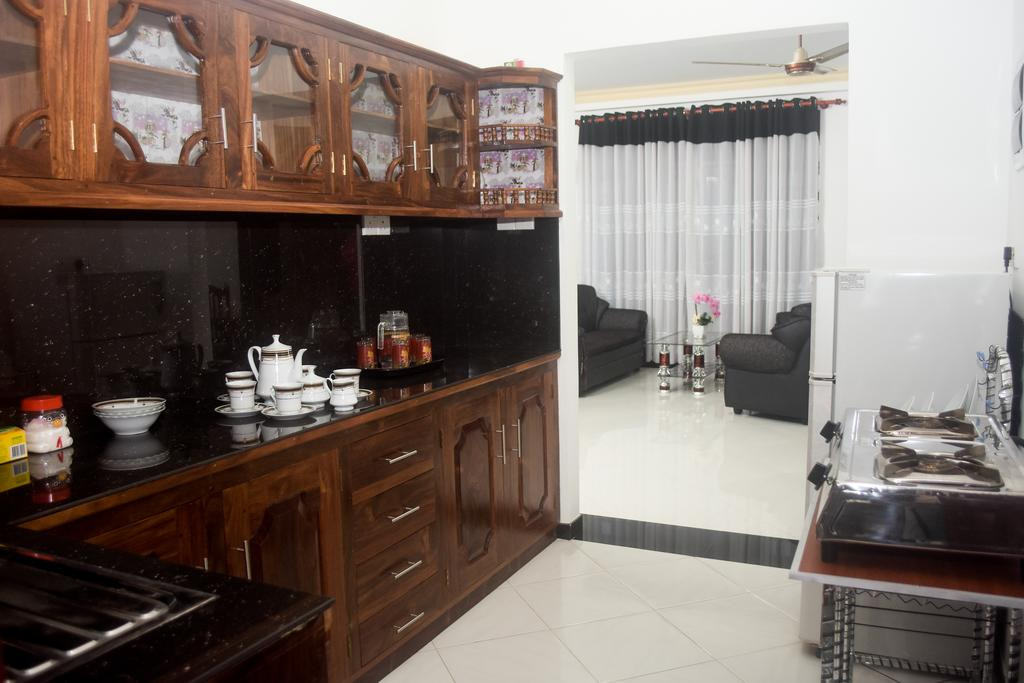Отдых в отеле Villa De White Sambur Хиккадува