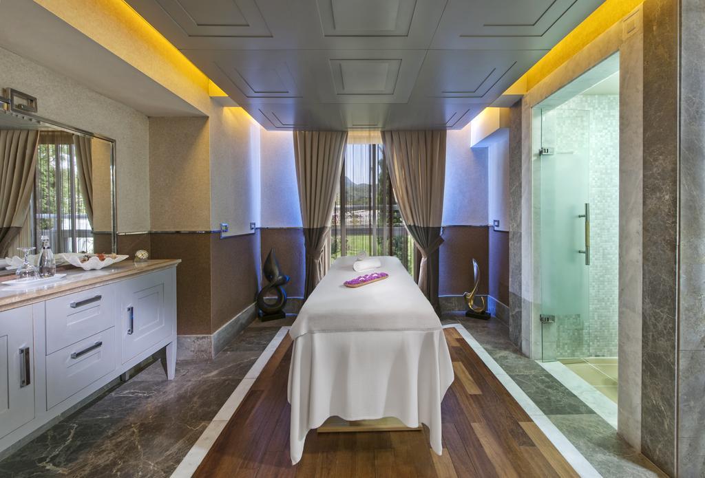 Відгуки туристів Hilton Dalaman Sarigerme Resort & Spa