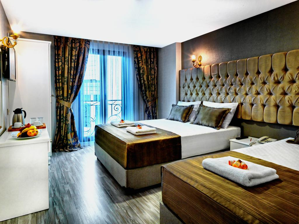 Фото отеля Grand Pamir Hotel