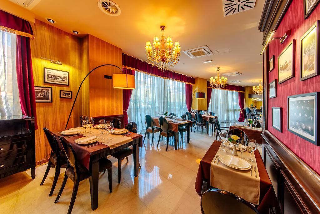 Отель, Черногория, Будва, Hotel Tre Canne