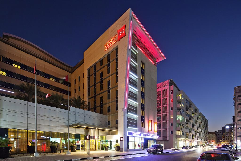 Ibis Hotel Mall Of The Emirates фото и отзывы