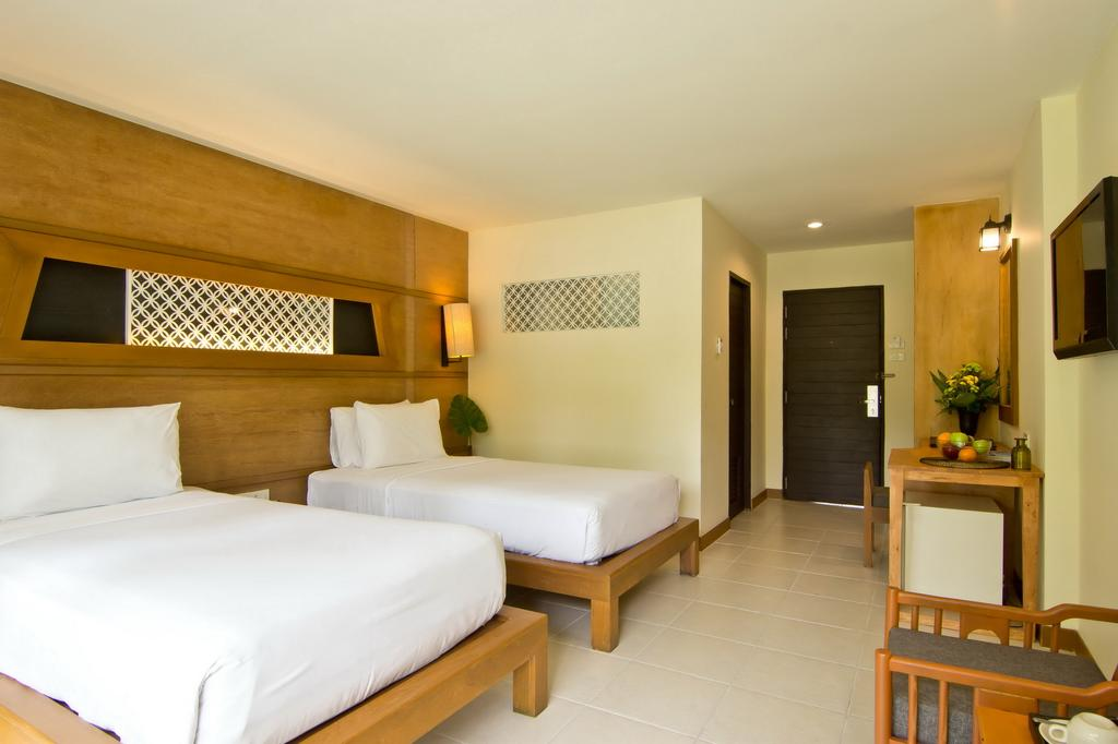 Sunshine Garden Resort, Паттайя, фото отдыха