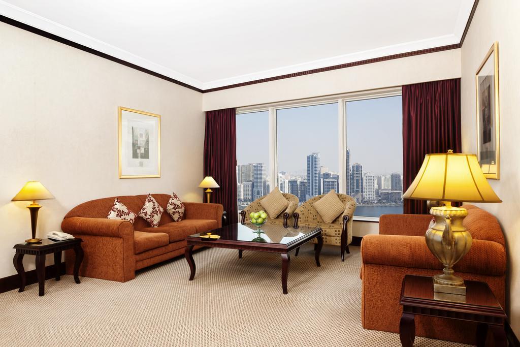 Тури в готель Hilton Sharjah Hotel Шарджа