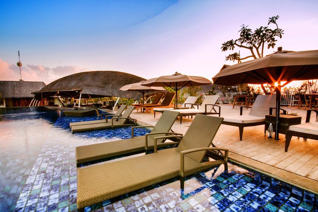 Отзывы об отеле Fox Harris Jimbaran Beach (ex. Pramapada)