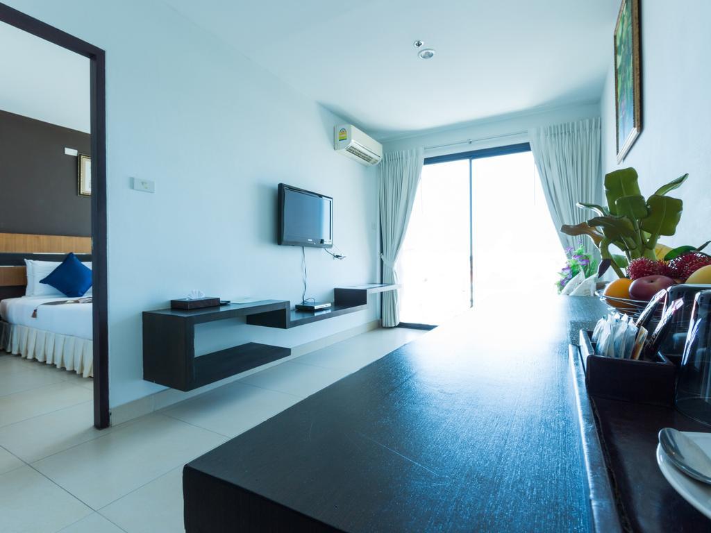 Vogue Pattaya Hotel, фото